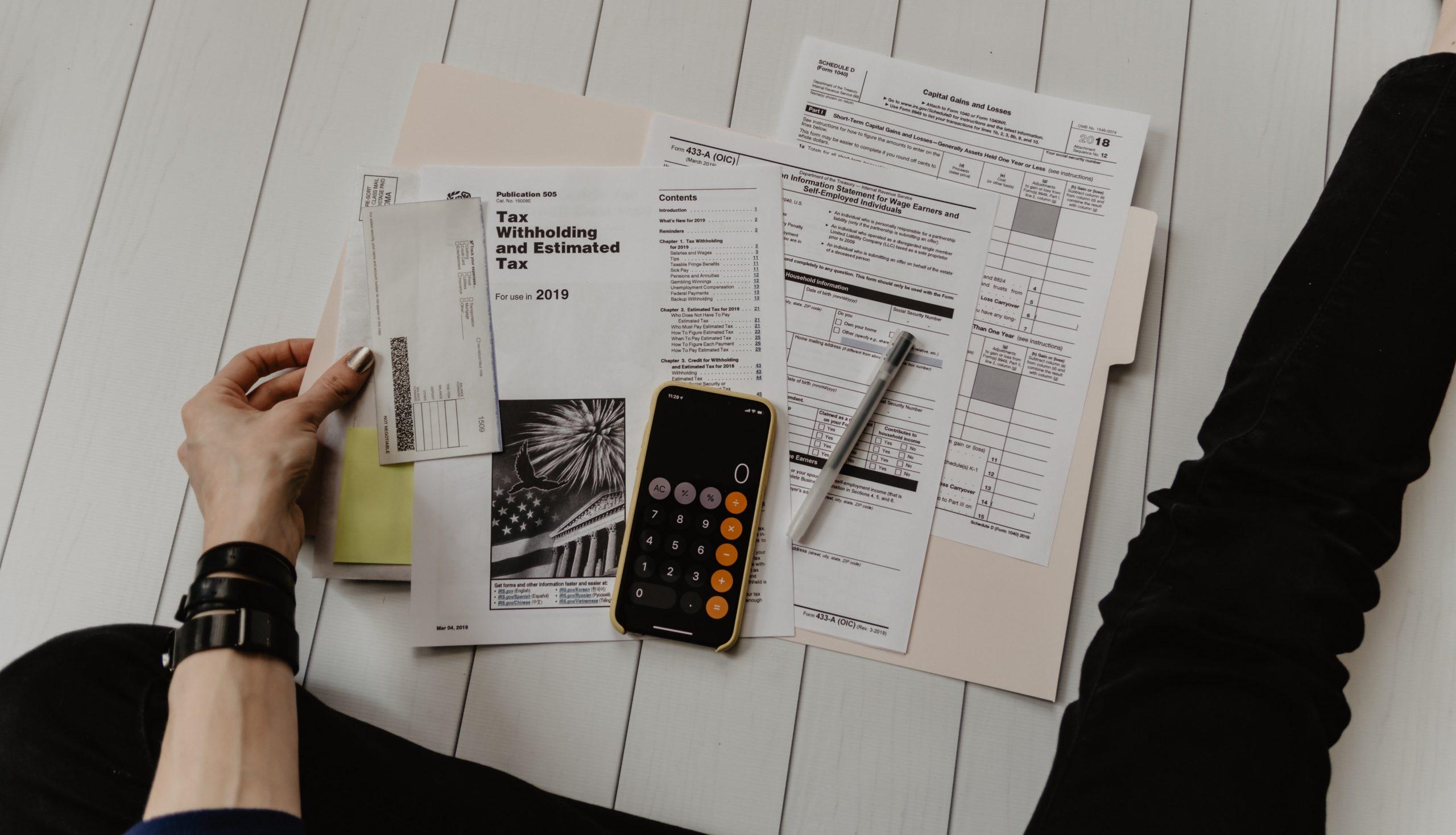 foto de derecho tributario